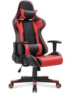 Homall Gaming Chair / Red