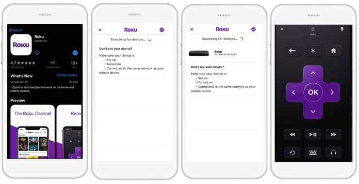 How to Download the Roku Mobile App