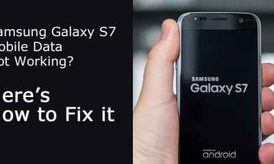 How to Fix Mobile Data Problems on Samsung Galaxy S7