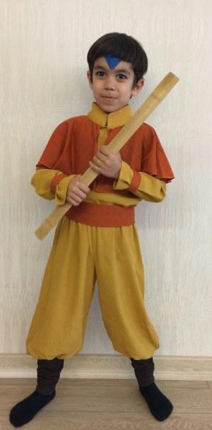 Last Airbender Avatar Costume