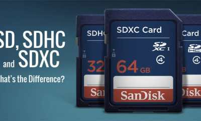 SD Card Overview