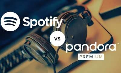 Pandora vs. Spotify