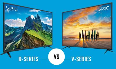 Vizio V Series Vs Vizio D Series