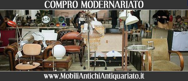 Compro Modernariato E Design Mobili Quadri Lampade Lampadari