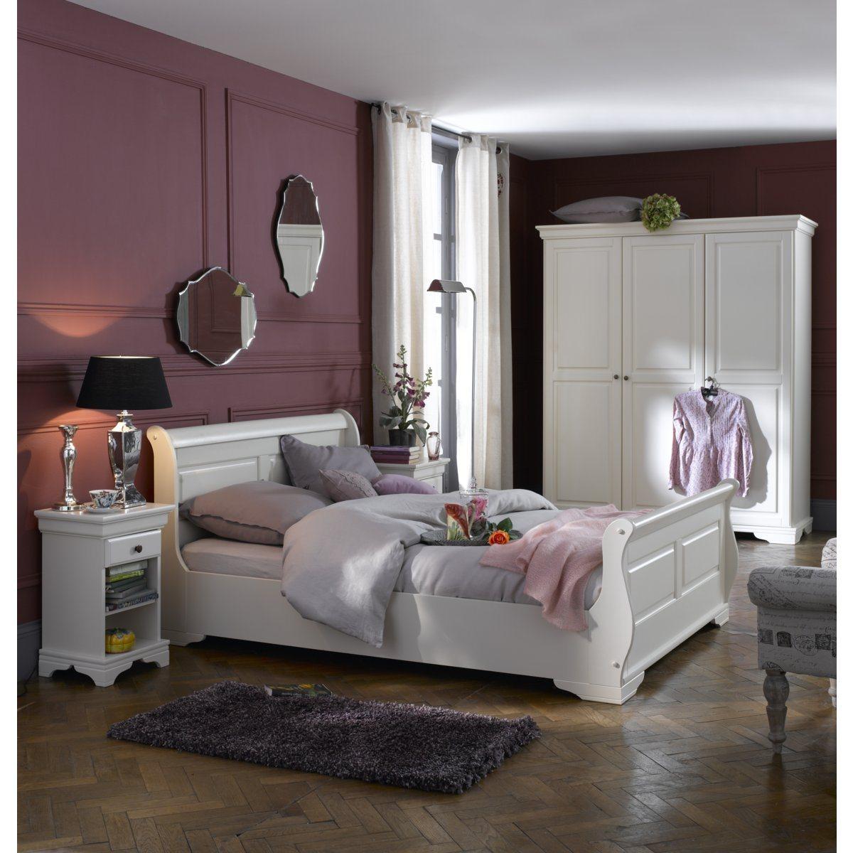 La Chambre Literie Couleurs Mobilier Canape Deco