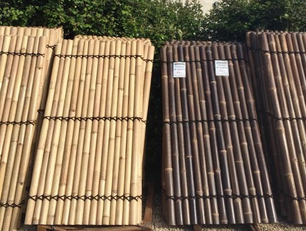 Panneau Bambou Vente Abris De Jardin En Bambou Et