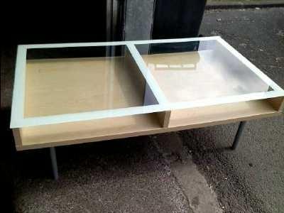 Table Basse Verre Ikea