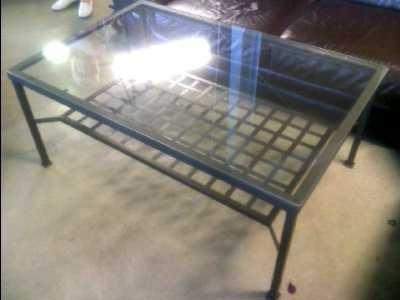 Idée Table Basse En Verre Ikea