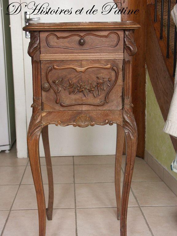 Table De Chevet Louis Xv