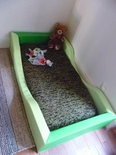 Lit Bebe Montessori