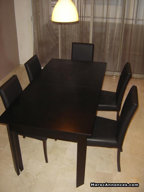 Table A Manger Casablanca