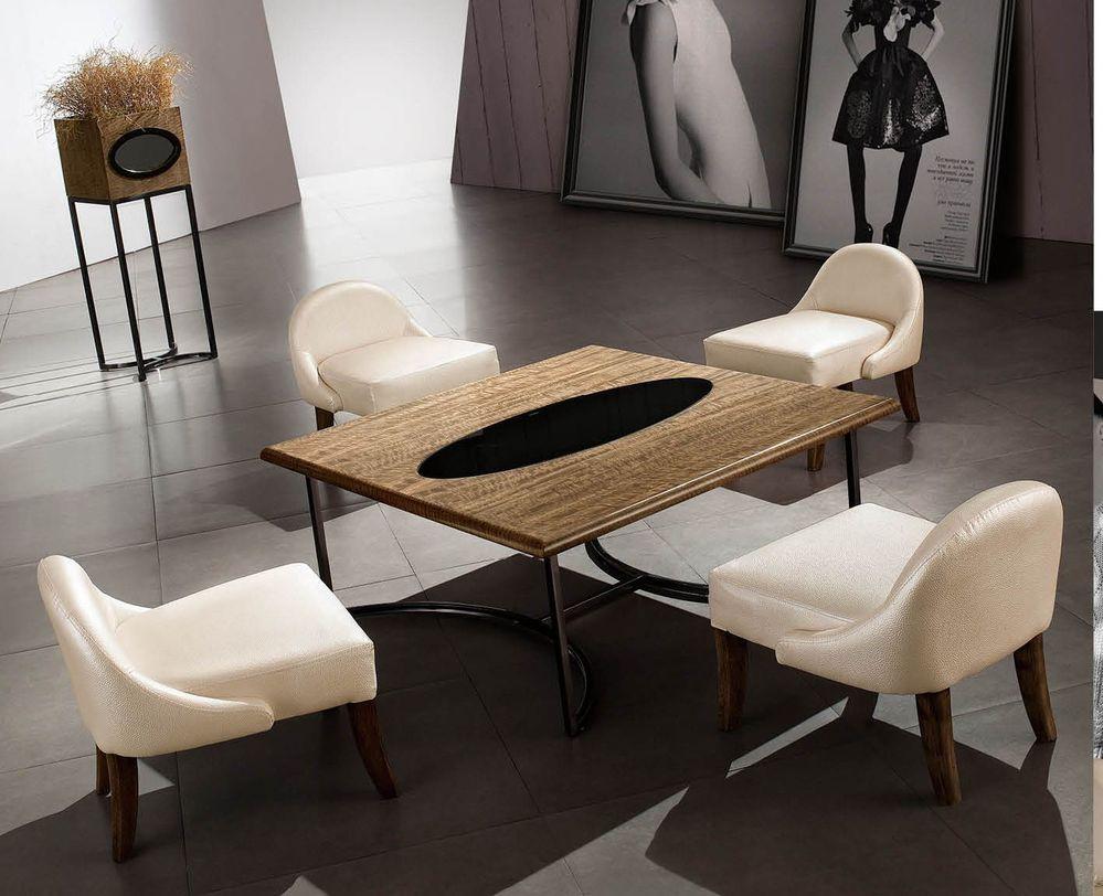 Table À Manger Japonaise maison table ronde en pin décoration de maison | tendances