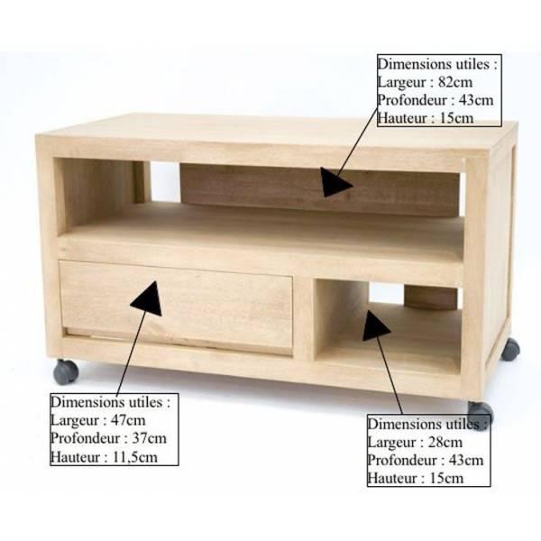meuble bas roulette meuble tv roulette unique meuble bas
