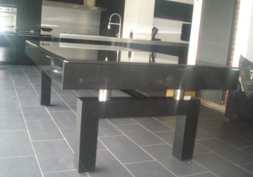 Table De Salle A Manger Qui Fait Billard