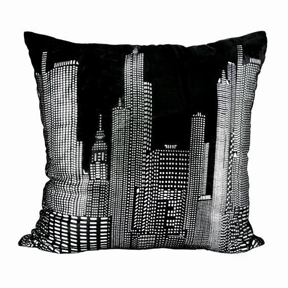 Coussin Deco New York