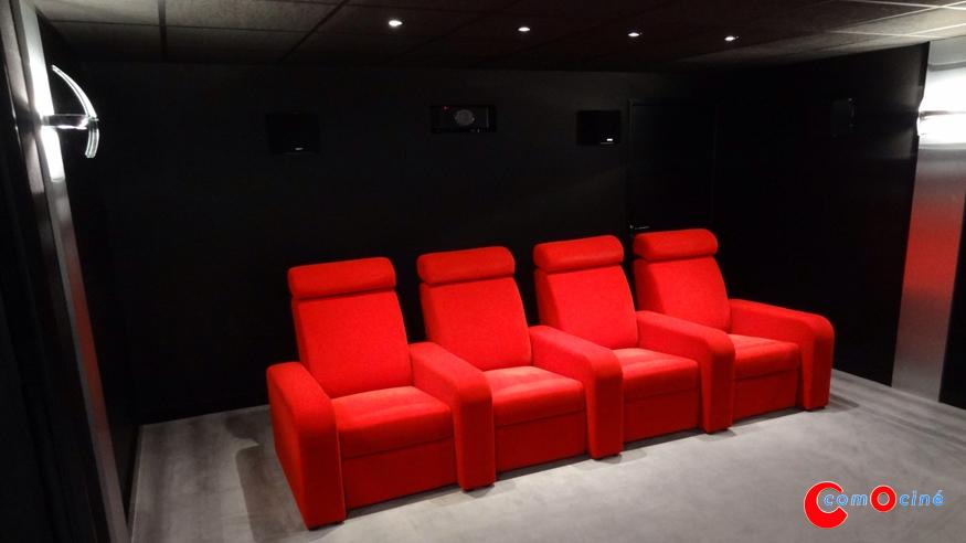 Fauteuil Home Cinema