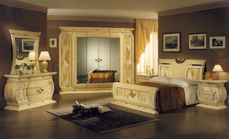 Chambre Design Italien