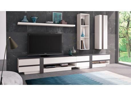 compositions murales et meubles sur mesure