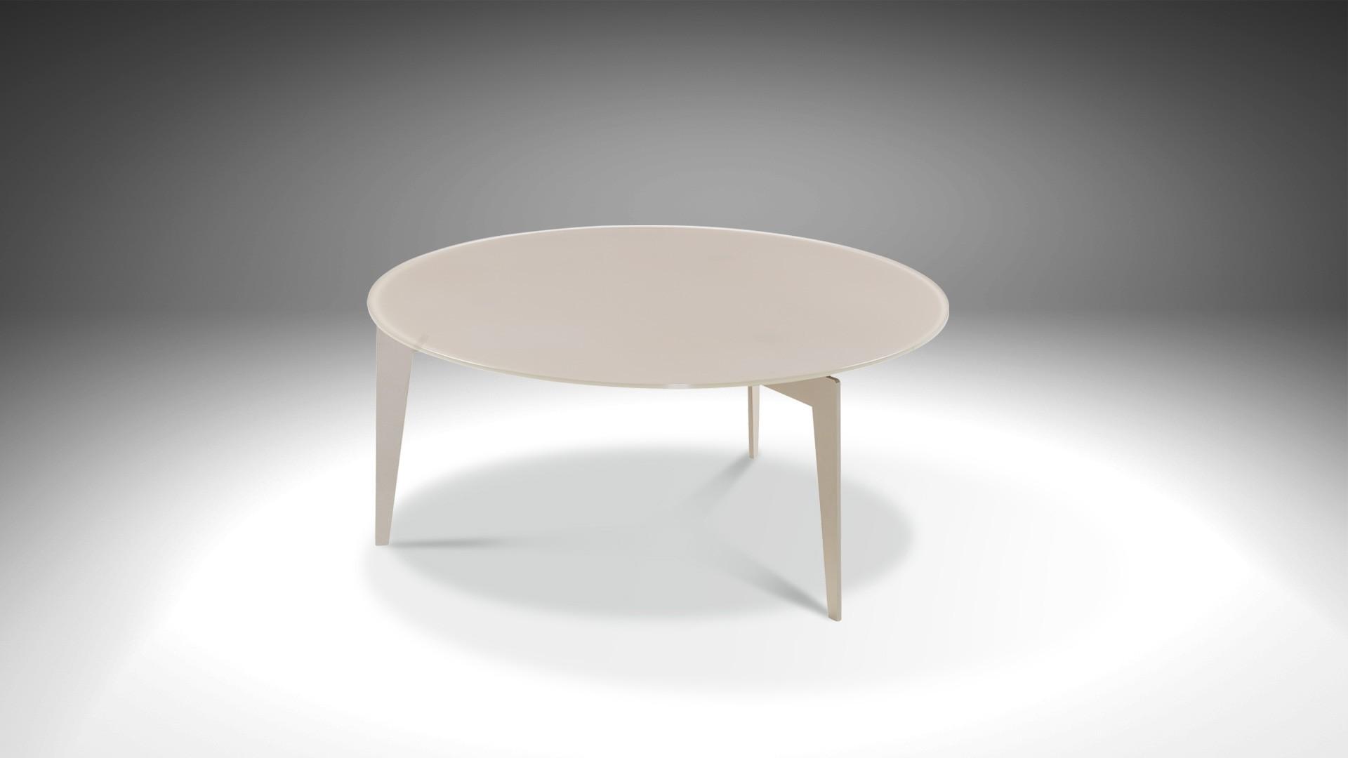 table basse ronde boreal donnez du