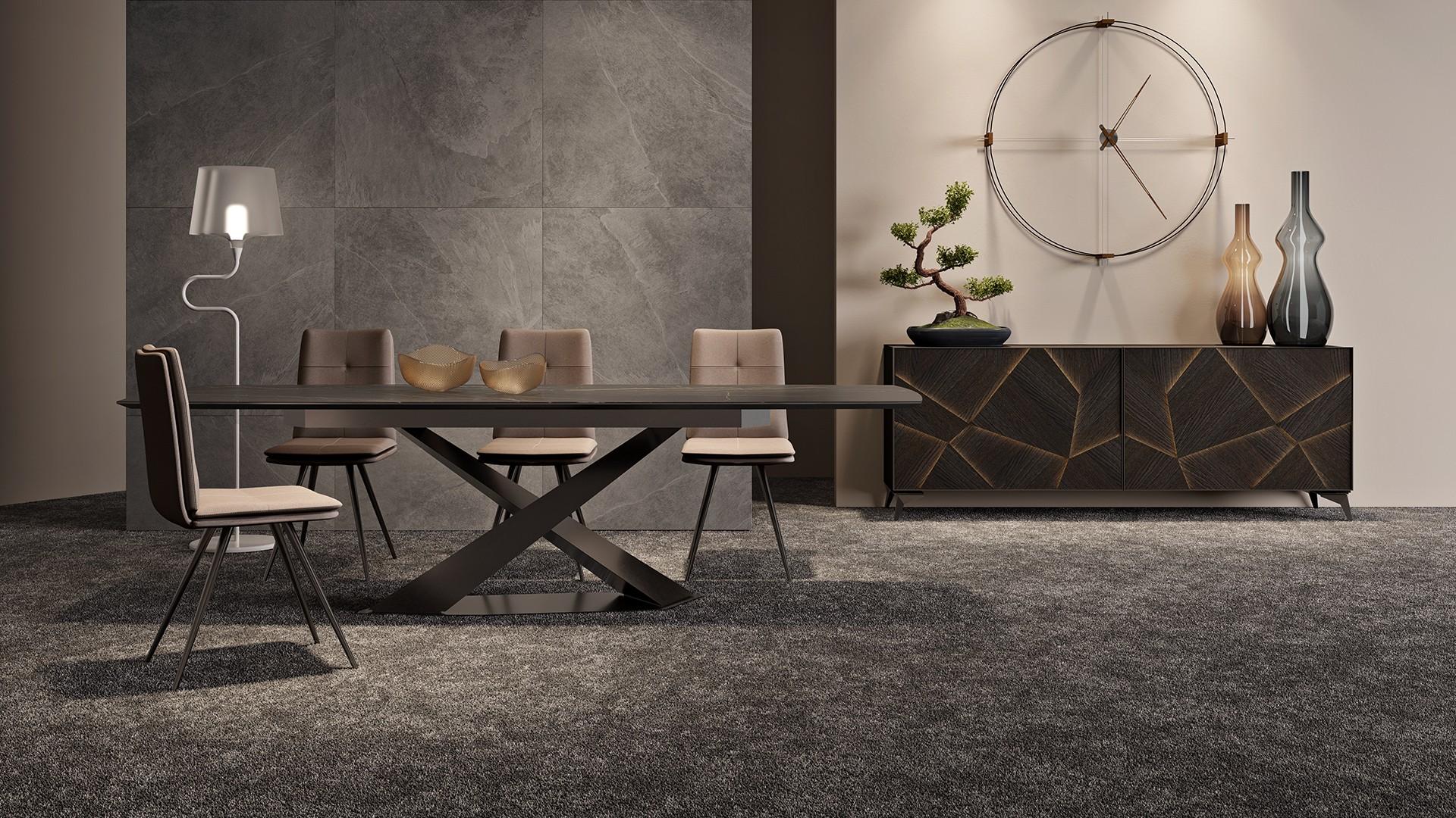 chaise eclipse confort et design pour