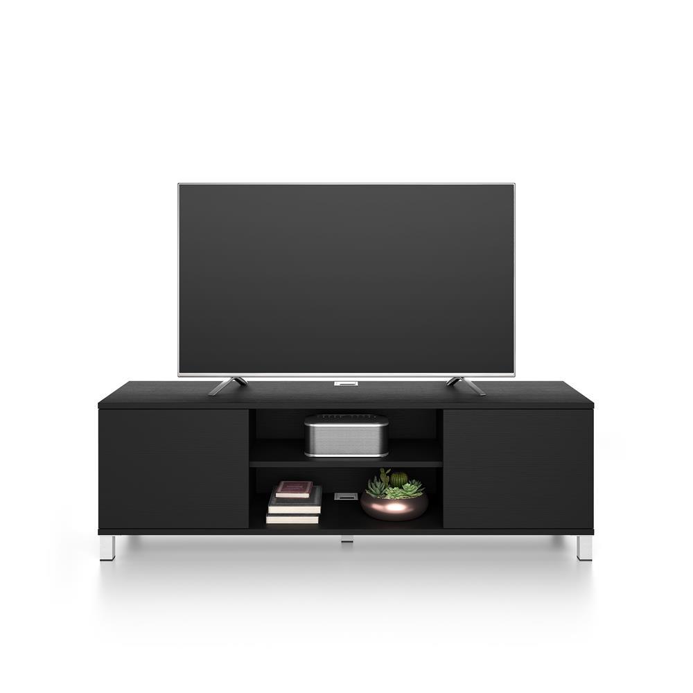 meuble tv rachele frene noir