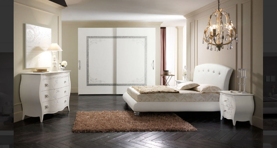 Arredamento zona notte camere da letto spar prestige - Camera da letto spar prestige c24 ...