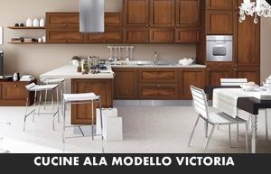CUCINA CLASSICA ALA VICTORIA – Arredamento a Catania per la Casa e ...