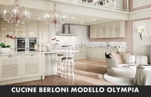 CUCINA CLASSICA BERLONI OLYMPIA – Arredamento a Catania per la Casa ...