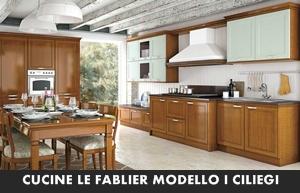 CUCINA CLASSICA LE FABLIER I CILIEGI – Arredamento a Catania per la ...