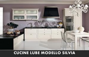 CUCINA CLASSICA LUBE SILVIA – Arredamento a Catania per la Casa e ...
