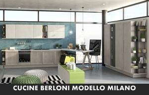 Mobili Per La Casa Milano : Cucina berloni milano u arredamento a catania per la casa e