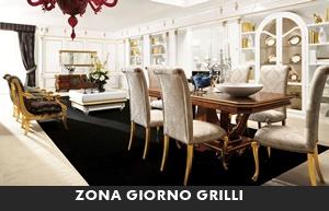 LIVING CLASSICO GRILLI LIVING – Arredamento a Catania per la Casa e ...
