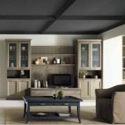 mobili per bagno rustici, per taverna, soggiorno o da cucina. Soggiorni Classici Arredamento In Legno Per La Zona Giorno