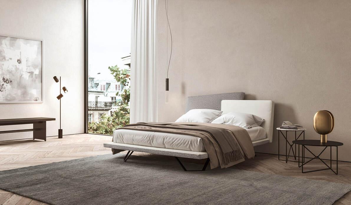 Eventualmente ci interesserebbero due camere da letto in un appartamento di piu' Camere Moderne Mobili Morettini Perugia
