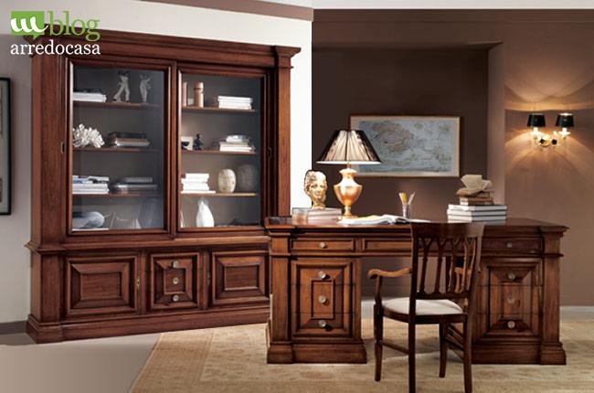 Scrivanie pregiate, sedie, preziose librerie per un ufficio classico dallo stile inconfondibile. Mobili Classici Per Ufficio E Studio Professionale Come Sceglierli M Blog