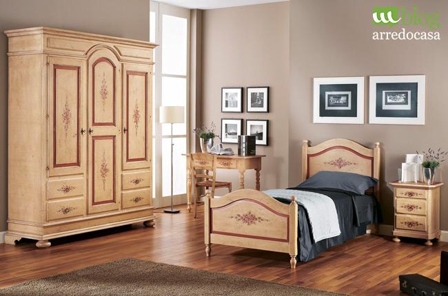 Camera da letto stile shabby chic in vendita in arredamento e casalinghi: Mobili Provenzali Per Camera Da Letto Come Sceglierli M Blog