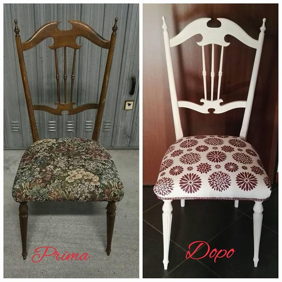 Le tecniche artistiche utilizzate nell'ambito del fai da te per decorare le superfici di mobili ed oggetti in legno sono sempre più numerose. Sedie In Legno In Tanti Colori Dipinte A Mano Come Vuoi Tu