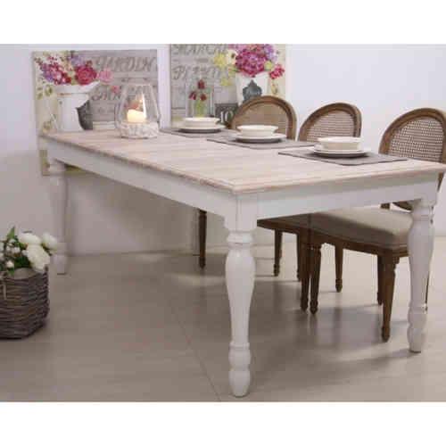Tavoli in stile provenzale e shabby chic roma. Tavoli Shabby Chic Vendita On Line A Prezzi Scontati