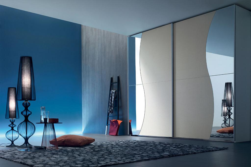 camere singole e doppie a napoli: City Camere Da Letto Moderne Mobili Sparaco
