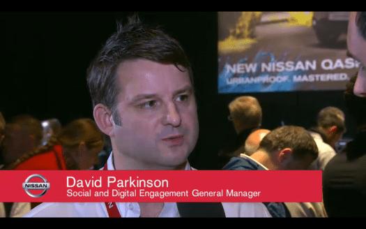 Interview David PARKINSON