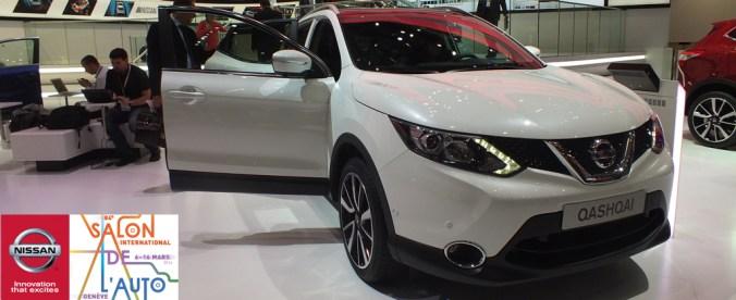 Nissan au salon de Genève 2014