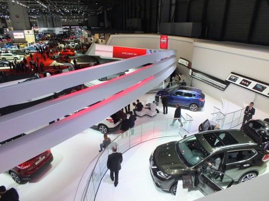 Stand Nissan Genève 2014