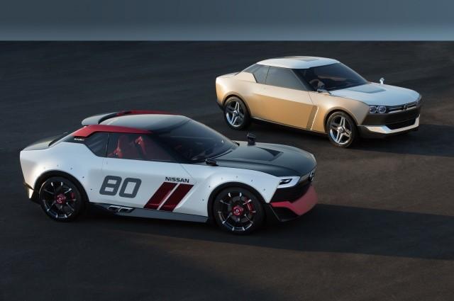Nissan CONCEPT CARS IDx FREEFLOW ET IDx NISMO