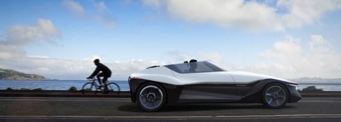 Nissan BladeGlider, du concept à la réalité
