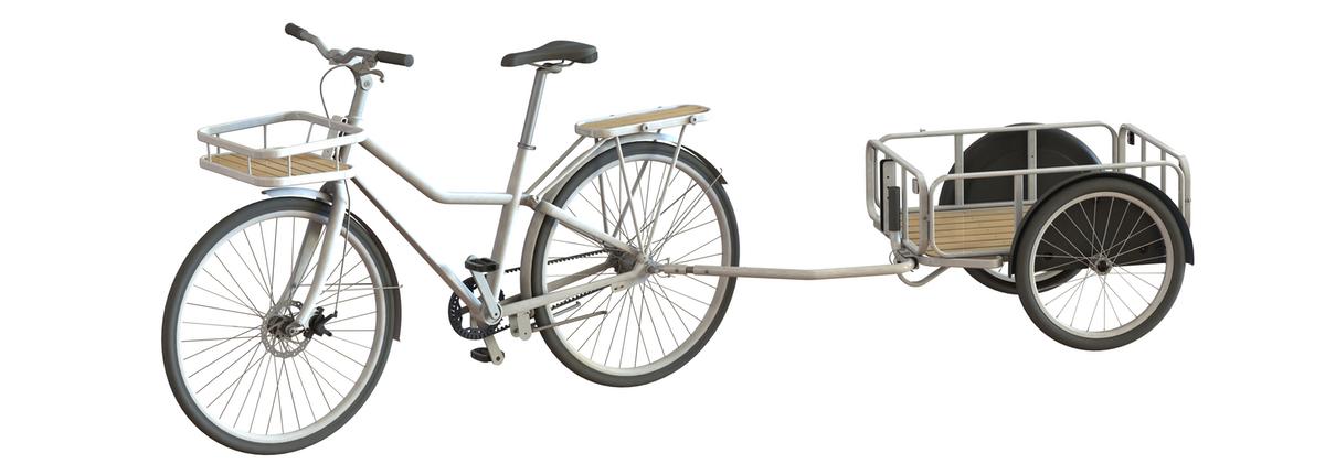 La dernière nouveauté d'Ikea est un vélo : le Sladda