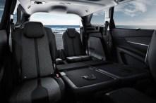 3 sièges indépendants rang 2 Peugeot 5008