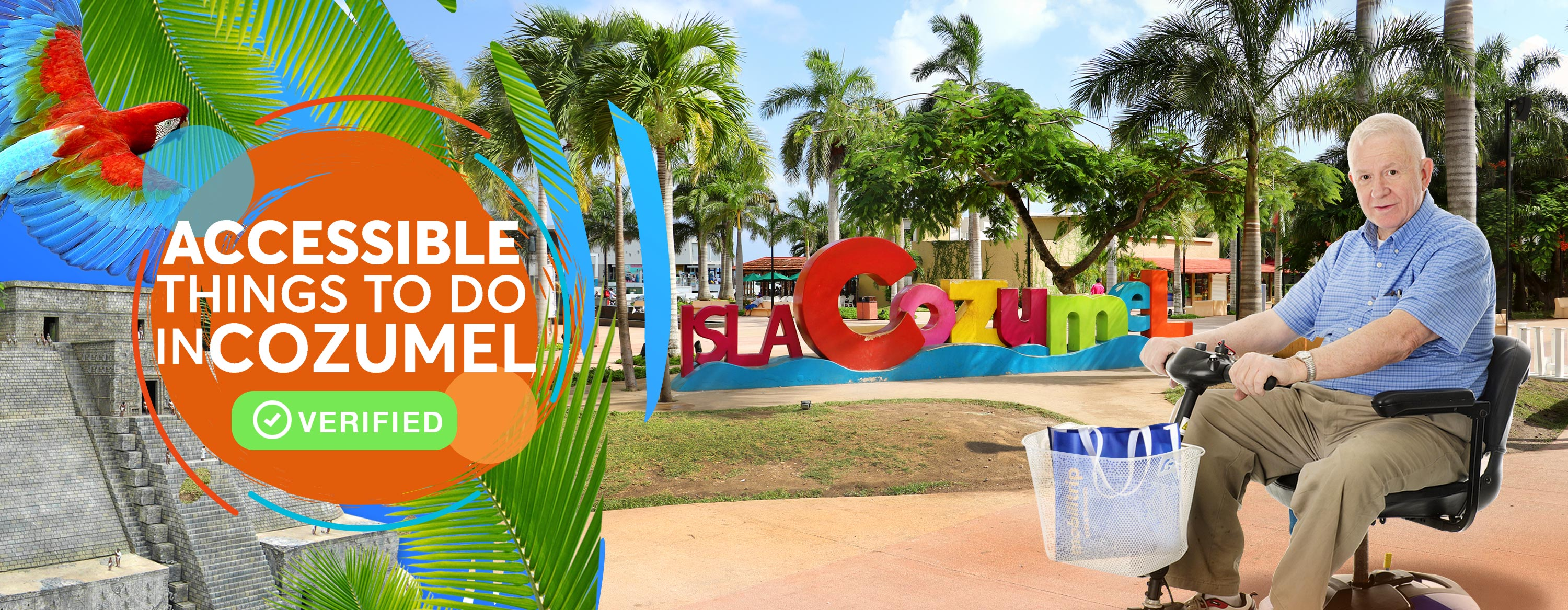Accessible Things To Do In Cozumel