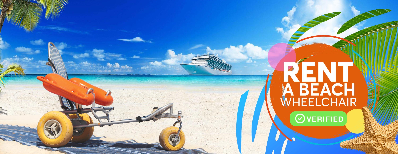 Rent A Beach Wheelchair Cozumel