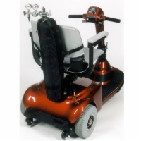 Equipment Holders For Mobility Scooters And Power Wheelchairs