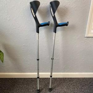 comfort crutch